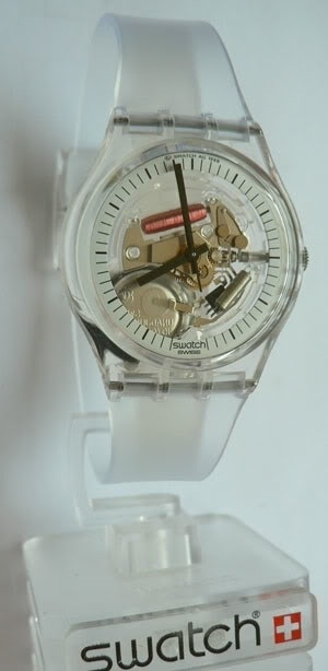 Clear Swatch