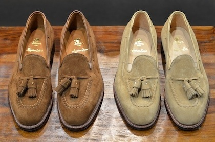 Leather Soul Alden Loafers